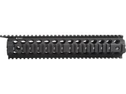 Troy Industries Enhanced Drop-In Battle Rail 2-Piece Quad Rail Handguard AR-15