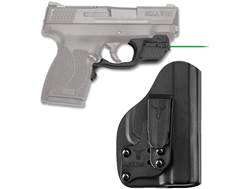 Crimson Trace Laserguard S&W M&P Shield 45 Caliber Polymer Black
