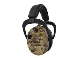Pro Ears Stalker Gold Electronic Earmuffs (NRR 25 dB) Highlander