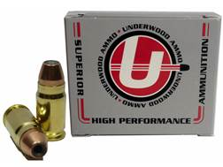 Underwood Ammunition 400 Cor-Bon 150 Grain Jacketed Hollow Point Box of 20