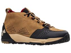 """Under Armour UA Burnt River LTHR 4"""" Hiking Shoes Leather/Synthetic"""