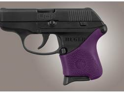 Hogue Handall Slip-On Grip Sleeve Ruger LCP Rubber Purple