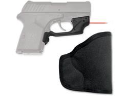 Crimson Trace Laserguard Red Laser Sight Remington RM380 Polymer Black
