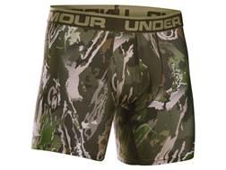 """Under Armour Men's UA Camo 6"""" Boxerjock 2.0 Polyester"""