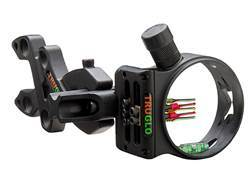 "TRUGLO Storm 5-Pin Bow Sight .029"" Diameter Pins Black"