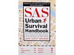 """SAS Urban Survival Handbook"" Book by John ""Lofty"" Wiseman"