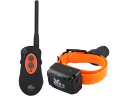 D.T. Systems The H20 1850 Plus Electronic Dog Collar Combo Black and Orange