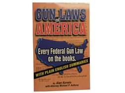 """Gun Laws of America 6th Edition"" Book By Alan Korwin"