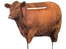 Montana Decoy Big Red Cow Decoy Cotton, Polyester and Steel
