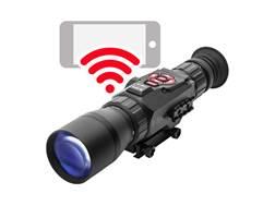 ATN X-Sight Smart HD Optics 5-18x Day/Night Digital Night Vision Rifle Scope