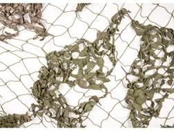 Military Surplus British Camo Netting 10' x 10' Grade 2 Olive Drab