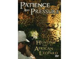"""Safari Press Video """"Patience and Pressure: Hunting the African Leopard"""" DVD"""