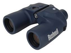 Bushnell Marine Binocular 7x 50mm Individual Focus Porro Prism with Rangefinding Reticle and Illu...