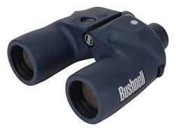 Bushnell Marine Binocular 7x 50mm Individual Focus Porro Prism with Rangefinding Reticle and Illu...