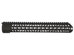 "AR-Stoner Free Float KeyMod Handguard AR-15 13.5"" Rifle Length Aluminum Black"