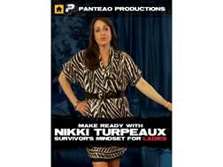 "Panteao ""Make Ready with Nikki Turpeaux: Survivor's Mindset for Ladies"" DVD"