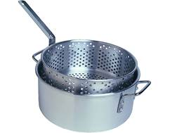 Camp Chef 10.5 Qt Steam & Fry Pot Set Aluminum