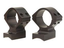 """Talley Lightweight 2-Piece Scope Mounts with Integral 1"""" Rings Cooper 22 Matte"""