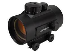 Barska Red Dot Sight 50mm Tube 1x 5 MOA Dot with Integral Weaver-Style Mount Matte