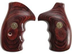 Pachmayr Renegade Laminated Grip S&W K, L-Frame Round Butt