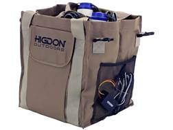 Higdon 4-Slot Motion Decoy Bag Polyester Brown