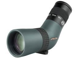 Athlon Optics Ares ED Spotting Scope 7.5-22.5X 50mm Angled Body Green
