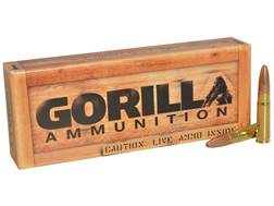 Gorilla Frangible Training Ammunition 300 AAC Blackout 110 Grain Frangible