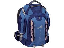 ALPS Mountaineering Solitude Plus Backpack Polyester Ripstop Blue