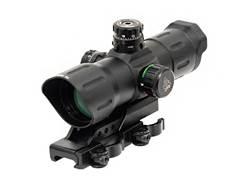 Leapers UTG Red Dot Sight 1x Red and Green Reticle with Quick-Detach Weaver/Picatinny-Style Mount...