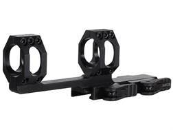 American Defense Recon-X Quick-Release Extra-Extended Scope Mount Picatinny-Style AR-15 Flat-Top ...
