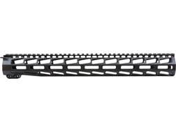 AR-Stoner Ultralight Free Float M-Lok Handguard AR-15 Aluminum Black