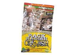 Evolved Harvest Rack Radish Crush Blend Annual Food Plot Seed Bag 2 lb