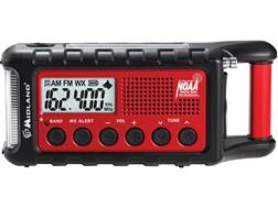 Midland ER310 E+Ready Emergency Crank Radio with NOAA Red