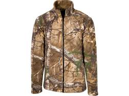 MidwayUSA Men's Spike Camp Fleece Jacket Realtree Xtra