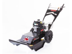 """Swisher Walk Behind Rough Cut Trail Cutter 24"""" with 11.5 HP Briggs & Stratton Engine and Casters"""