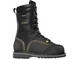 "LaCrosse Longwall II 10"" Waterproof 200 Gram Insulated Non-Metallic Safety Toe Work Boots Leather..."