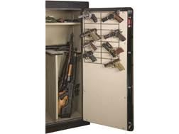 Rack'Em Racks The Maximizer 1/2 Door 8 Pistol Rack Black