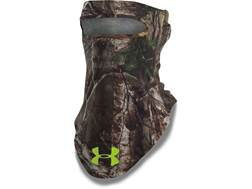 Under Armour UA Scent Control Hunt Face Mask Polyester Realtree Xtra Camo