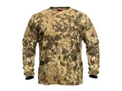 Kryptek Men's Stalker T-Shirt Long Sleeve Cotton