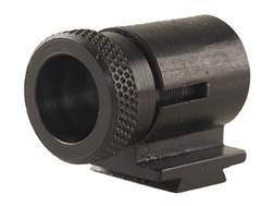 "Lyman Globe Front Target Sight #17AEU .464"" Height .360"" Dovetail Steel Blue"