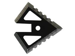 Magnus Black Hornet Ser-Razor Main Blade Replacement Blades Stainless Steel Pack of 3