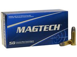 Magtech Sport Ammunition 38 Special 158 Grain Lead Round Nose Box of 50