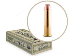 Jesse James TML Ammunition 357 Magnum 125 Grain Jacketed Hollow Point Box of 50