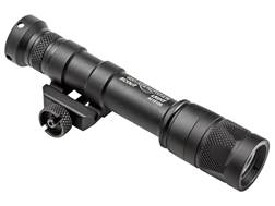 Surefire M600V IR Scout Light Weapon Light White and IR LED with 2 CR123A Batteries Aluminum Black