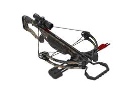 Barnett Raptor FX3 Crossbow Package with 4x32 Scope Realtree Hardwoods Camo