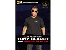 "Panteao ""Make Ready with Tony Blauer: The SPEAR System"" DVD"