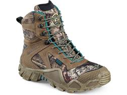 "Irish Setter VaprTrek 8"" Waterproof 400 Gram Insulated Hunting Boots Nylon and Leather Mossy Oak ..."