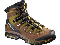 """Salomon Quest 4D 2 GTX 6"""" Hiking Boots Synthetic and Leather Men's"""