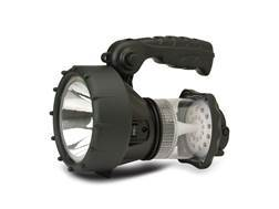 Cyclops Fuse Handheld Spotlight LED with Rechargeable Battery Polymer Black