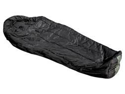 "Military Surplus MSS Intermediate -10 Degree Mummy Sleeping Bag 35"" x 87"" Grade 3 Nylon Black"